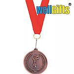 Медали металлические с лентой и гравировкой, фото 3