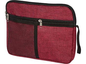 Сумка для туалетных принадлежностей Hoss, heather dark red