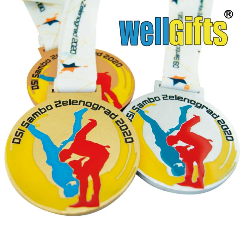 Изготовление наградных медалей