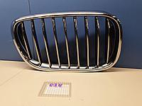 51137357012 Решетка радиатора правая для BMW 7 G11 G12 2015- Б/У