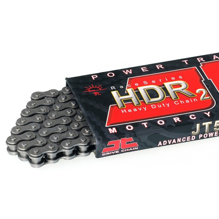 Цепь 520HDS без сальников, 125-500 ссм