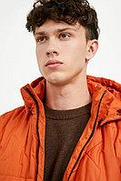 Куртка мужская Finn Flare, цвет терракотовый, размер XL