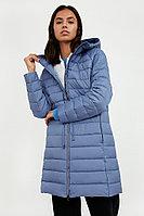 Полупальто женское Finn Flare, цвет голубой, размер XS