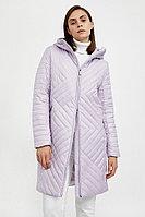 Пальто женское Finn Flare, цвет сиреневый, размер XL