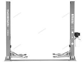 NORDBERG ПОДЪЕМНИК N4120B-4T_380V 2х стоечный 4т (серый)