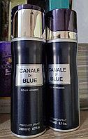 Дезодорант ОАЭ CANALE di blue (CHANEL Bleu de Chanel), 200 мл