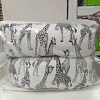 Подушка для беременных Жираф