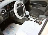 Набор 5 в 1 (на сиденье, на руль, на рычаг скорости и тормоза, коврик под ноги), фото 2