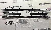 Защита радиатора «Стрелка-11» (верх, 4 части) Веста, фото 1
