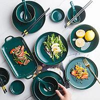 Набор посуды из керамики