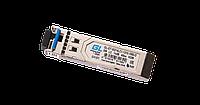 Модуль GIGALINK SFP WDM 1.25Гбит/c одно волокно SM LC Tx:1310/Rx:1550 нм, 14 дБ, DDM (до 20 км)