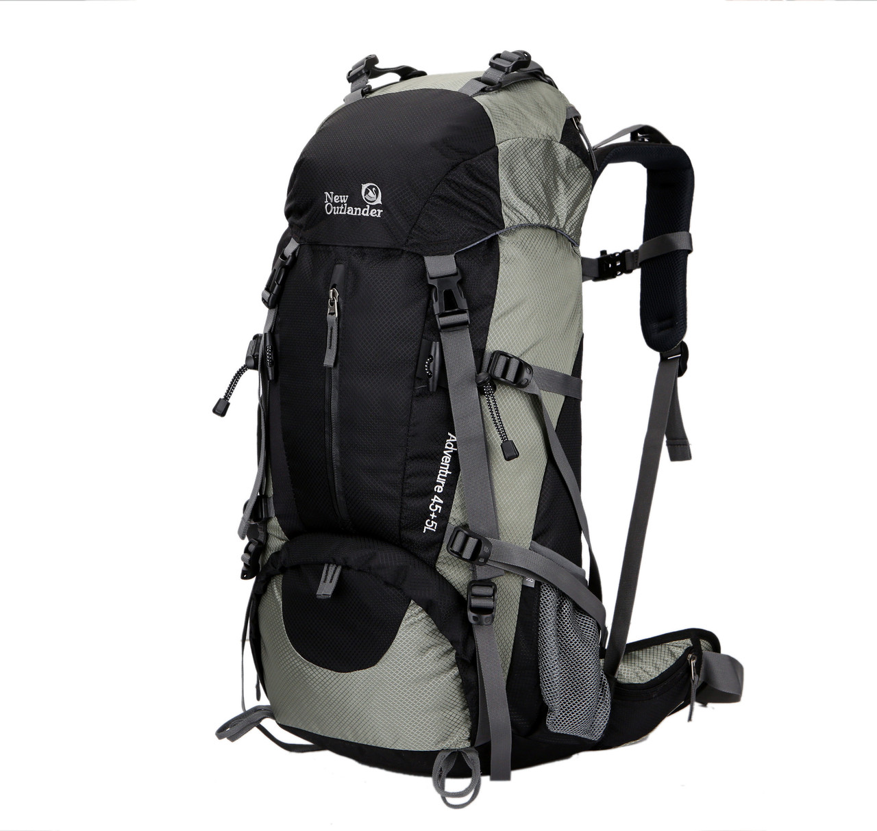 Туристический рюкзак New Outlander Adventure 55+5 л - фото 3