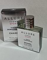Тестер Allure homme sport мужской 50 ml