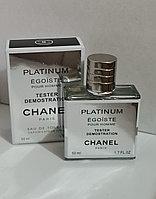 Тестер Chanel Platinum Egoiste мужской 50 ml