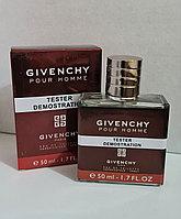 Тестер Givenchy pour homme 2 мужской 50 ml