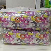 Подушка для беременных Яркие котики
