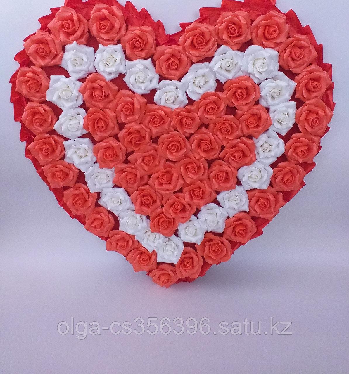 Сердце для фотозоны или  автодекор.Creativ  А - 4/1
