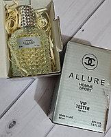 VIP-Тестер Chanel Allure homme sport 60 ml