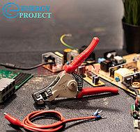 Инструмент для зачистки кабеля REXANT HT-369 B 1.0-3.2 мм², фото 2