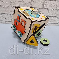 Бизикуб (малыш) 12x12 1004