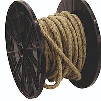 Веревка джутовая 380х0,01 м