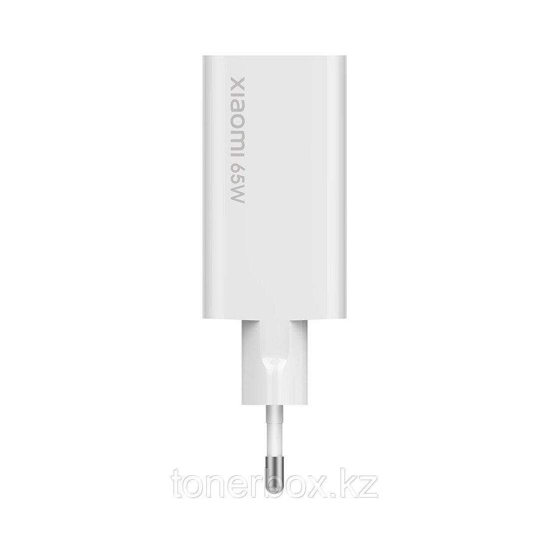 Зарядное устройство Xiaomi Mi GaN 65W - фото 2