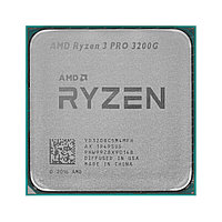 Процессор AMD AM4 Ryzen 3 3200G PRO