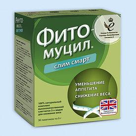 Фитомуцил Слим Смарт 5 гр №30 пор.