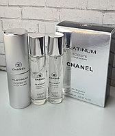 Парфюм Chanel Platinum Egoiste 3x20 ml