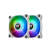 Кулер для компьютерного корпуса Thermaltake Pure Duo 14 ARGB Sync Radiator Fan (2-Fan Pack) White