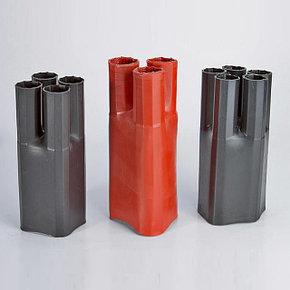 Термоусадочные изделия, компоненты кабельных муфт