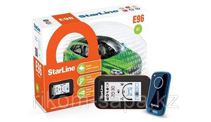 Автосигнализация StarLine E96 V2 ECO выгодное предложение