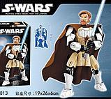 Конструктор аналог Лего 75109 KSZ712-3 обиван кеноби star wars lego Звёздные Войны, фото 2