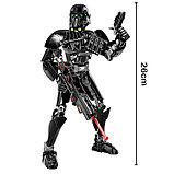 Конструктор аналог Лего 75121 KSZ616 Имперский Штурмовик Смерти star wars lego Звёздные Войны, фото 5