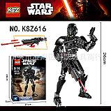 Конструктор аналог Лего 75121 KSZ616 Имперский Штурмовик Смерти star wars lego Звёздные Войны, фото 4