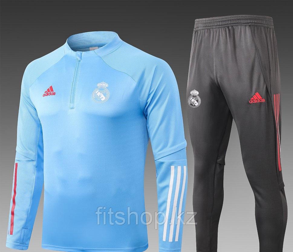 Тренировочный спортивный костюм Реал Мадрид  сезон 20/2021 ,подростковый