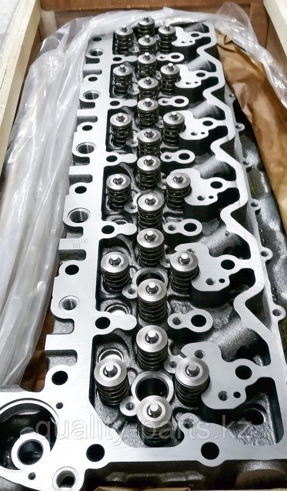 Головка блока цилиндров на экскаватор Hyundai R140W.