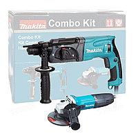 Набор инструментов Makita DK0120 (HR 2470/GA 5030)