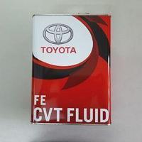 Оригинальное масло в вариаторную КПП TOYOTA FE CVT 4L