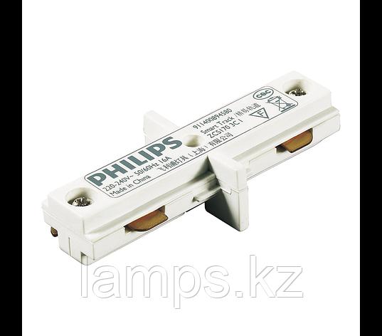 ZCS180 1C ICP WH-соединитель прямой, белый (Philips), фото 2