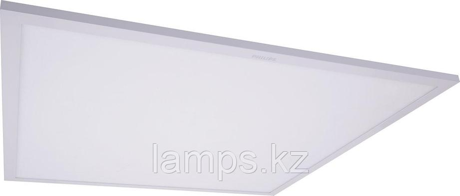 Панель светодиодная ДВО 34Вт 4000К 3400Лм IP20 RC091V LED34S/840 PSU W60L60 RU , фото 2