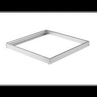 Аксессуар, рамка для накладного монтажа встраиваемой светодиодной панели RC091Z SMB-597x597