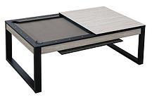 Бильярдный стол для пула + обеденный стол 2 в 1 «Pride»