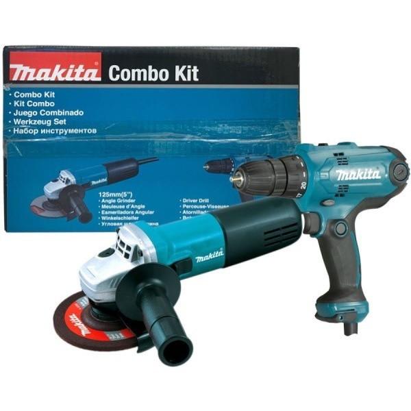 Набор инструментов Makita DK0117 (9555HN / DF0300)