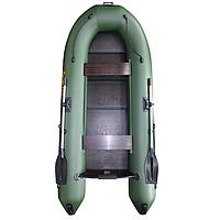 Лодка надувная Лодка Муссон 3200 С (Цвет: Зелёный)