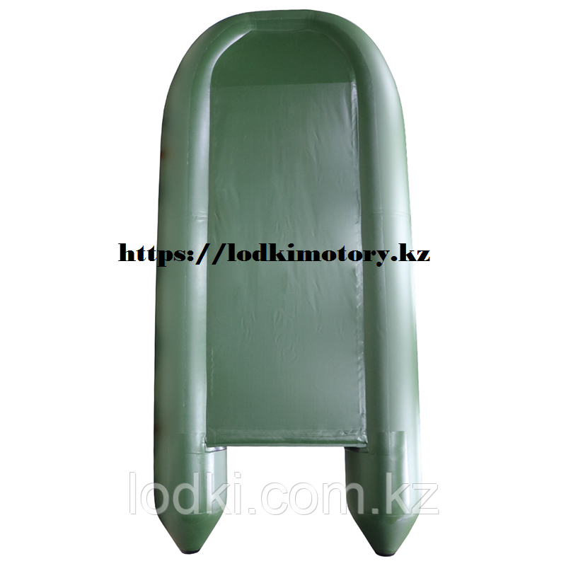 Лодка надувная Лодка Муссон 3200 С (Цвет: Зелёный) - фото 2