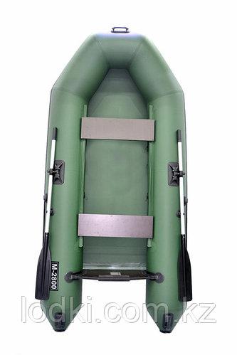 Лодка надувная Лодка Муссон 2800 (Цвет: Зелёный)