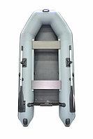 Лодка надувная Муссон 2800 (Цвет: Серый)
