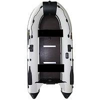 Лодка Муссон 3200 СК Best (Цвет: Белый/Чёрный)