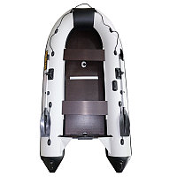 Лодка Муссон 3200 СК (Цвет: Белый/Чёрный)